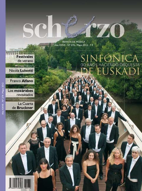 Revista Scherzo. Sinfónica de Euskadi. 30 años haciendo Orquesta